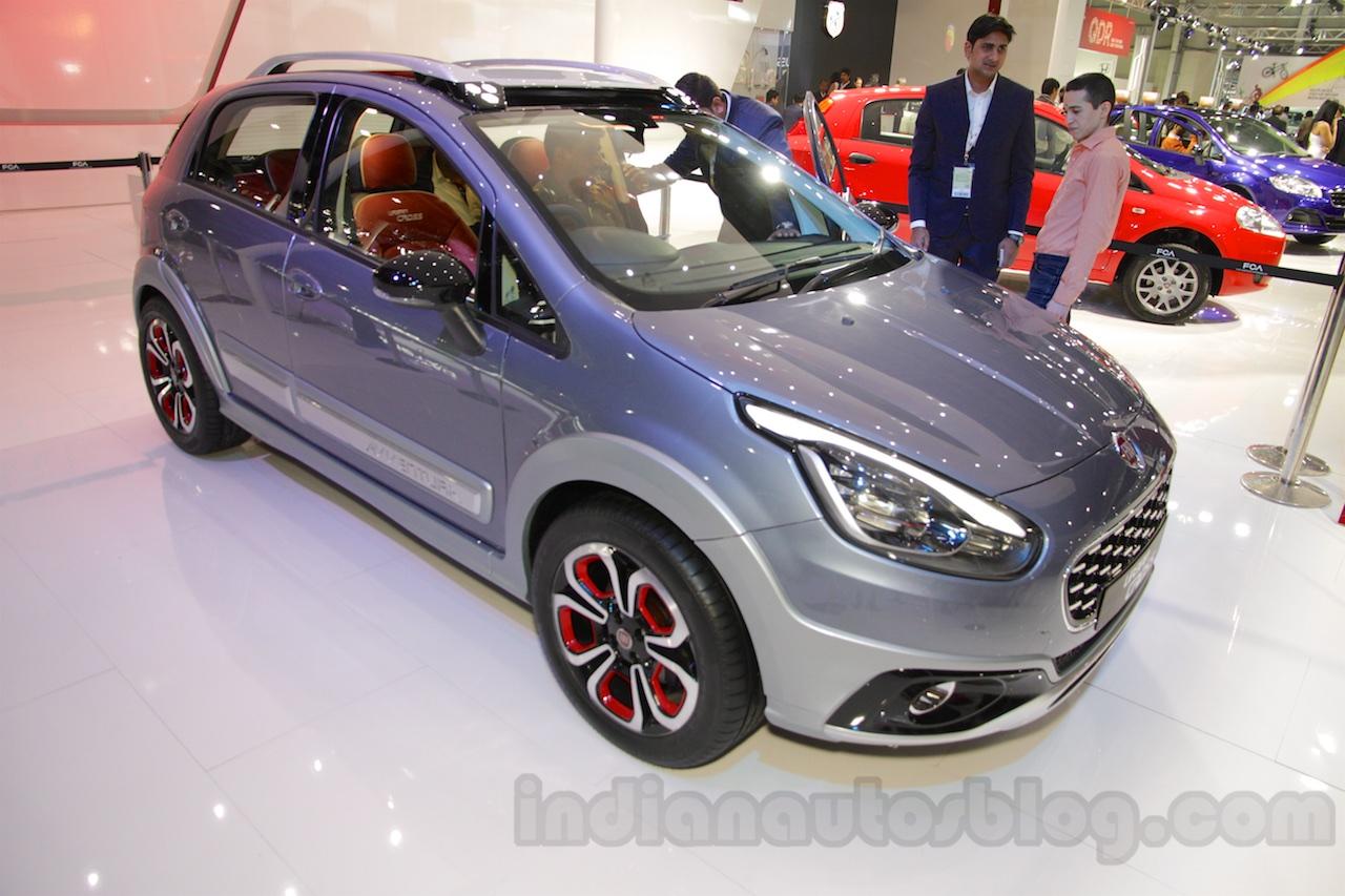 Fiat начинает серийный выпуск кроссовера Avventura Urban 1