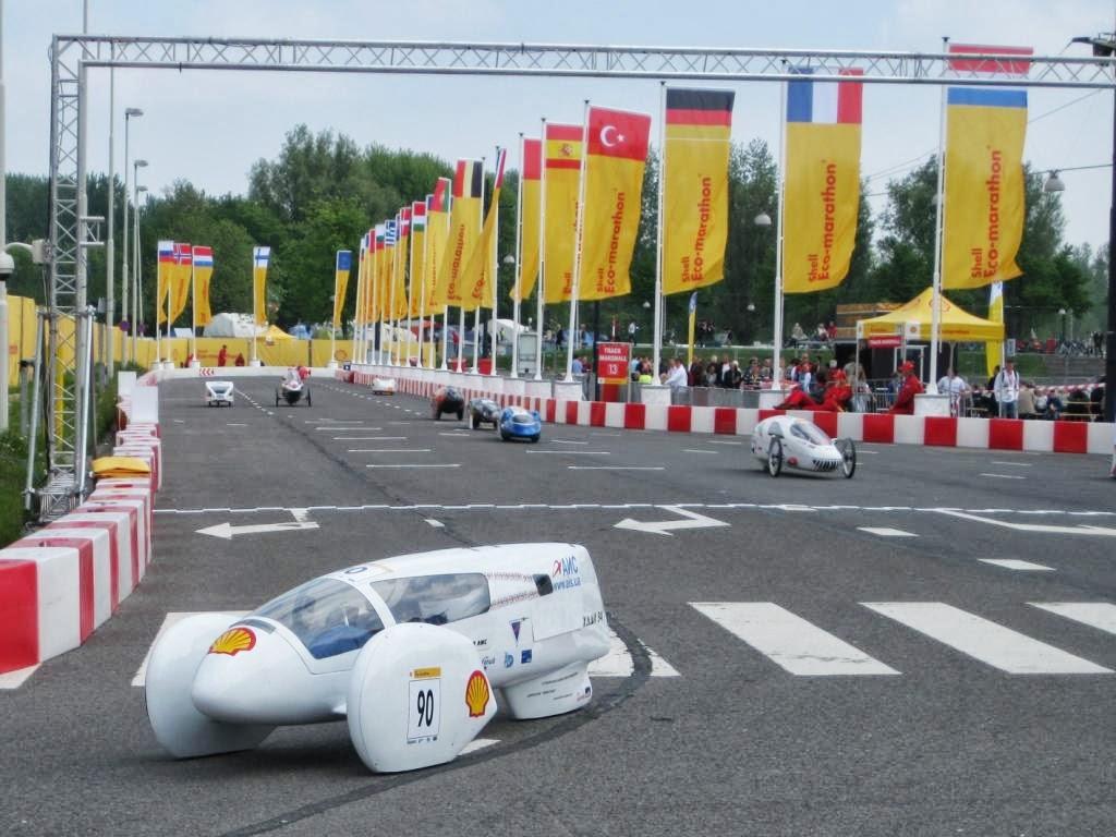 Украинцы создали сверхэкономичный автомобиль 2