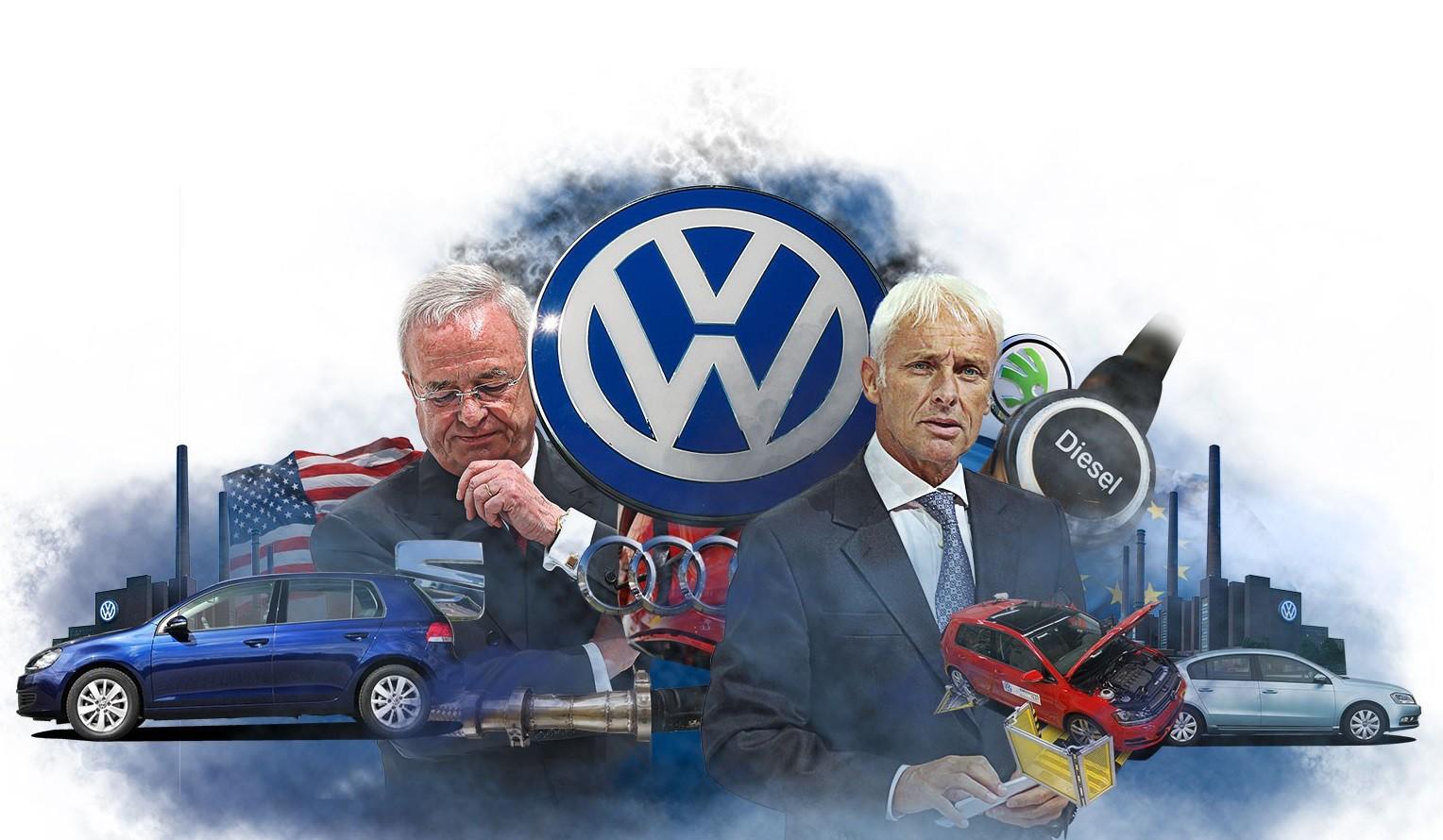 Последствия дизельгейта: Volkswagen потеряет 15 миллиардов евро 1