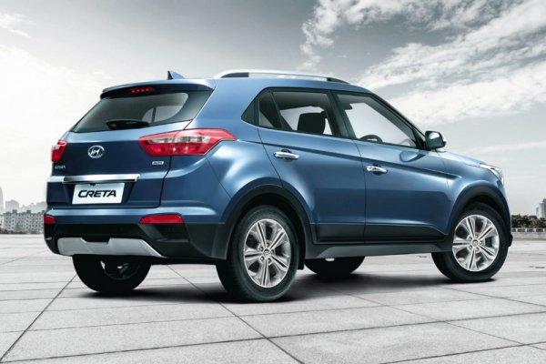 В России занялись производством кроссовера Hyundai Creta 2