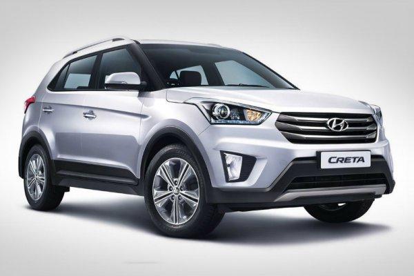В России занялись производством кроссовера Hyundai Creta 1