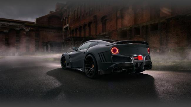 Появилась S-версия суперкара Ferrari F12 2