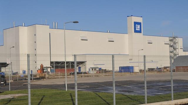 Компания General Motors приостанавливает работу своих предприятий в США 1