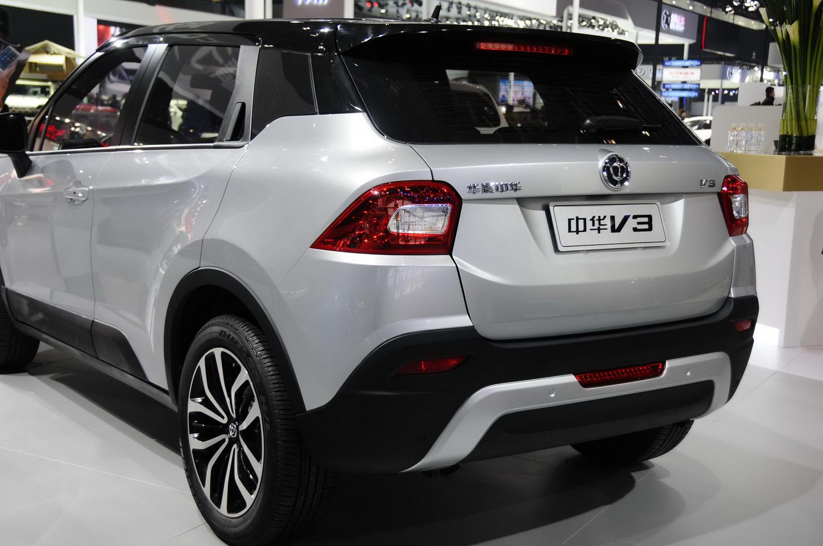 На пекинском мотор-шоу компания Brilliance Auto представит сразу 13 автомобилей 1
