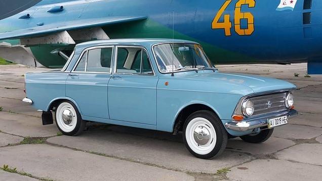 Как выглядят ретро автомобили Украины 3