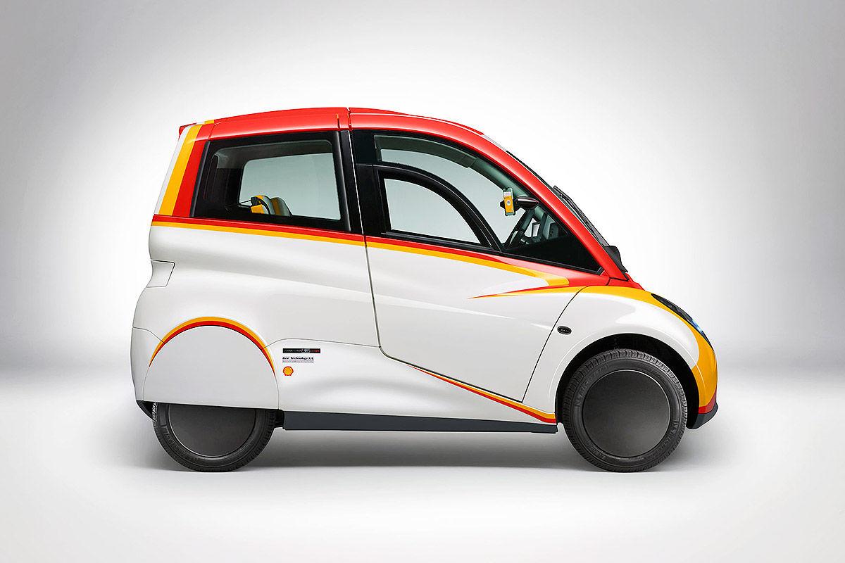 Компания Shell выпустит сверхэкономичный автомобиль 1