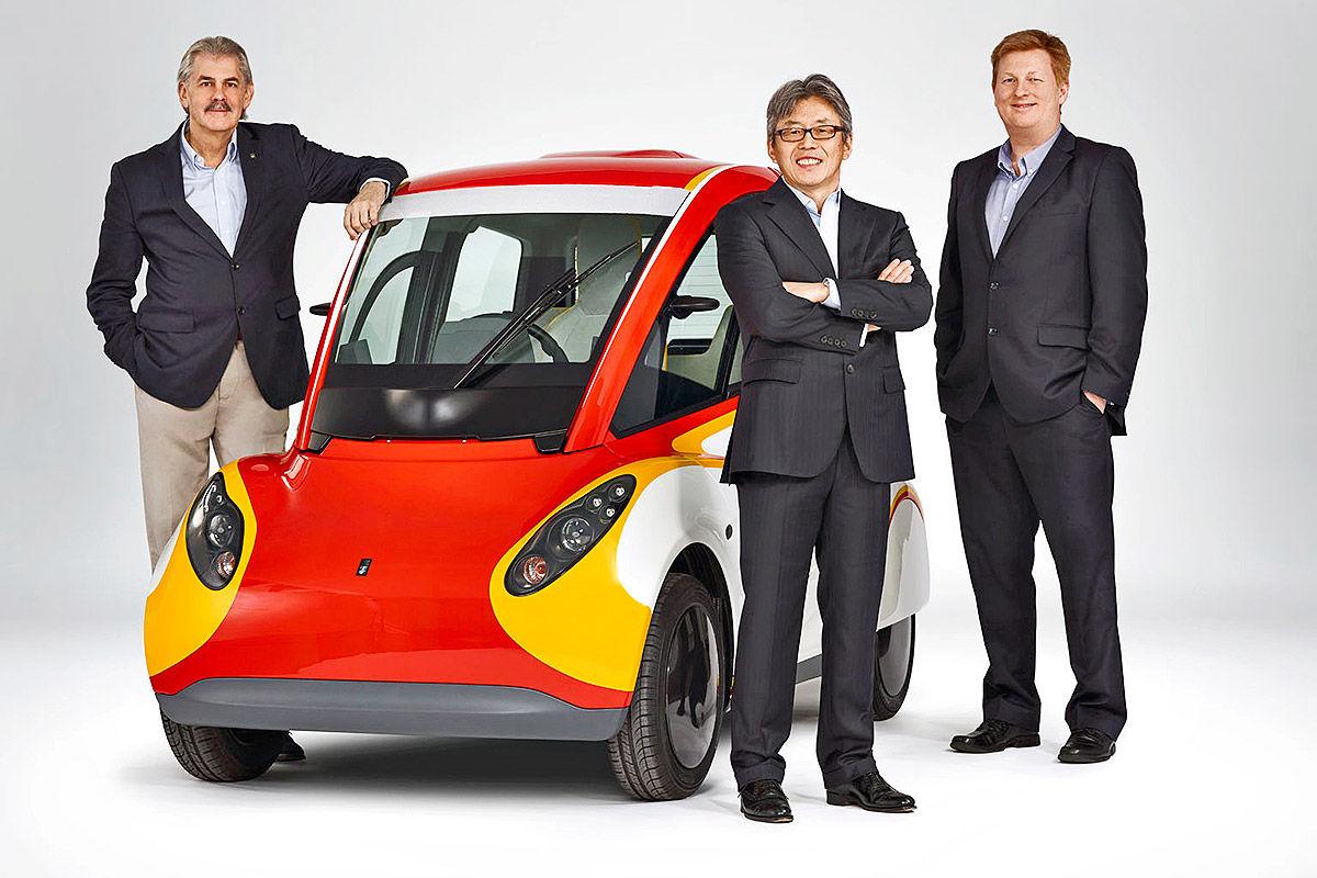 Компания Shell выпустит сверхэкономичный автомобиль 2