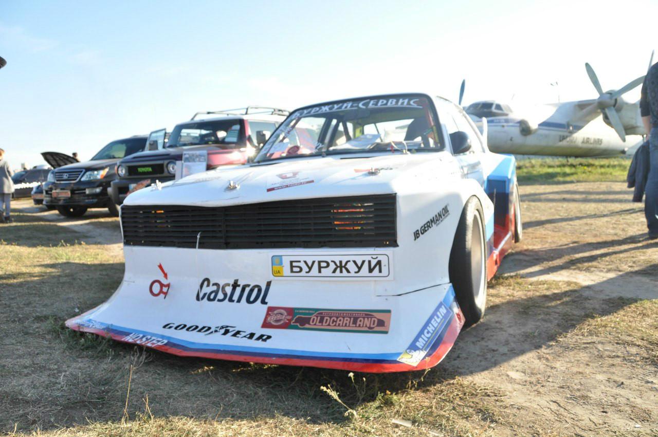 Как выглядят ретро автомобили Украины 4