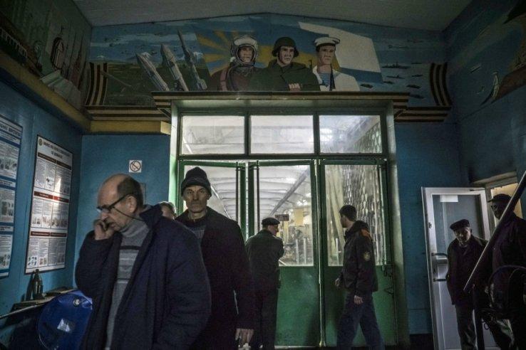 На украинском бронетанковом заводе «реанимируют» танки времен СССР 2