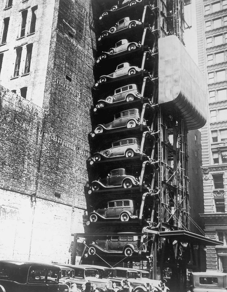 Чем опасны многоуровневые парковки 1