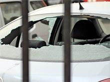 В российской столице банда разбила более 10 припаркованных авто 1
