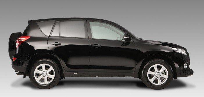 В Поднебесной начали производство копии Тойота RAV4 1