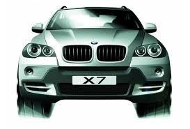 Марка BMW официально подтвердила выпуск X7 1
