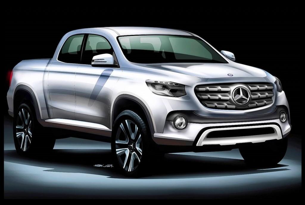 Пикап Mercedes-Benz не получит AMG-версию 2