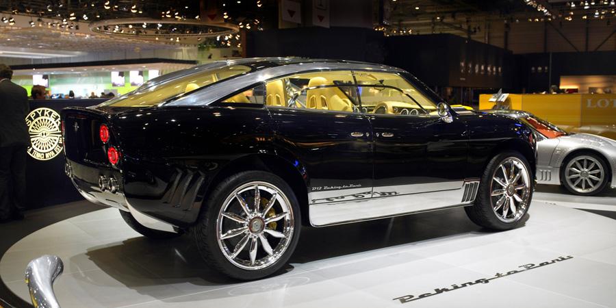 Spyker - самый стильный внедорожник 2016 года 1