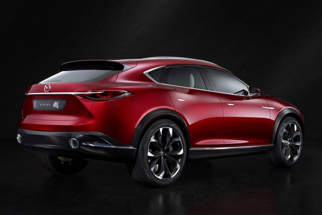 Новую модель Mazda CX-4 смогут приобрести не все 1