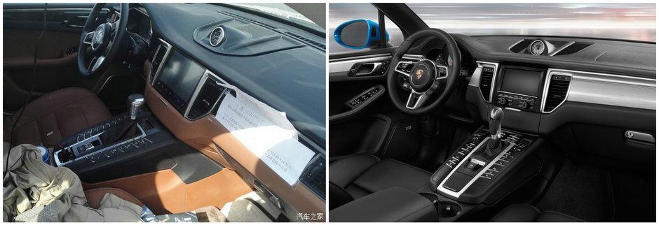 Китайский клон Porsche Macan представят в конце апреля 2