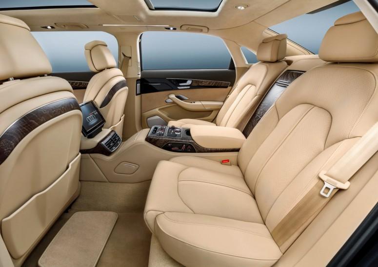 Компания Audi презентовала единственный экземпляр президентского лимузина 3