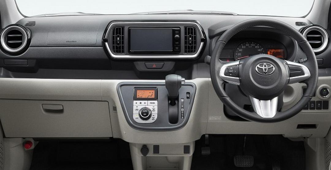Тойота презентовала компактный хэтчбек Passo нового поколения 3