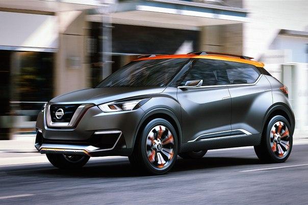 Марка Nissan готова к показу нового кроссовера 2