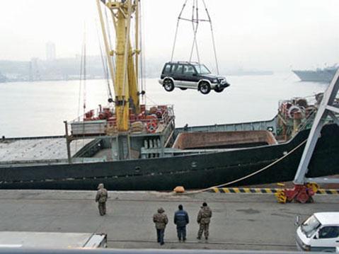 Законопроект об отмене пошлины на импорт подержанных авто уже в парламенте 1