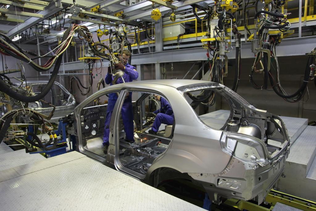 Автопроизводство в Украине выросло на 70% 1