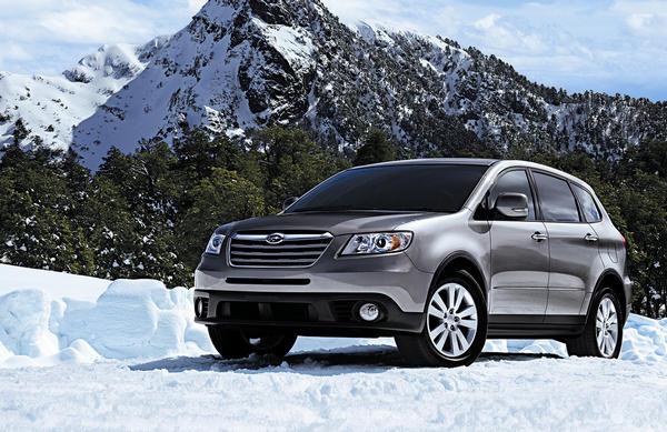 Subaru отзывает более 4500 моделей Tribeca 2