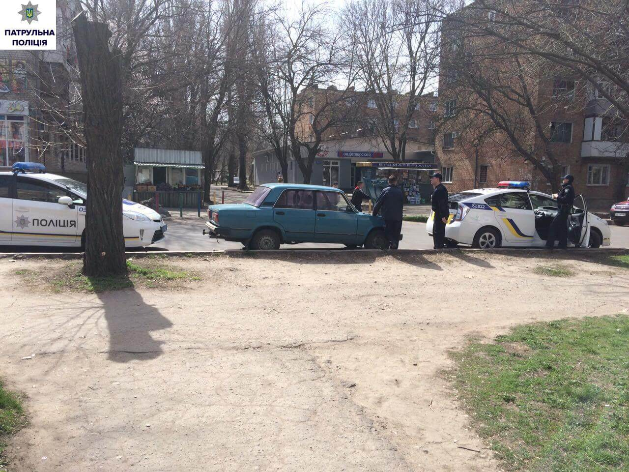 В Украине найдено авто, угнанное 19 лет назад 1