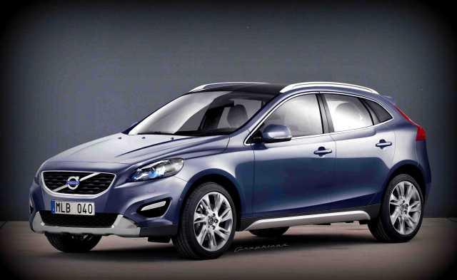 Компания Volvo обновила модель XC40 1