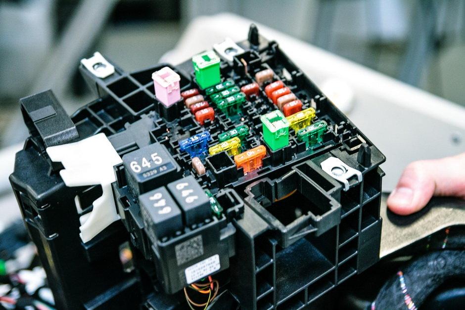Где и как в Украине делают электропроводку для Volkswagen и Audi 3