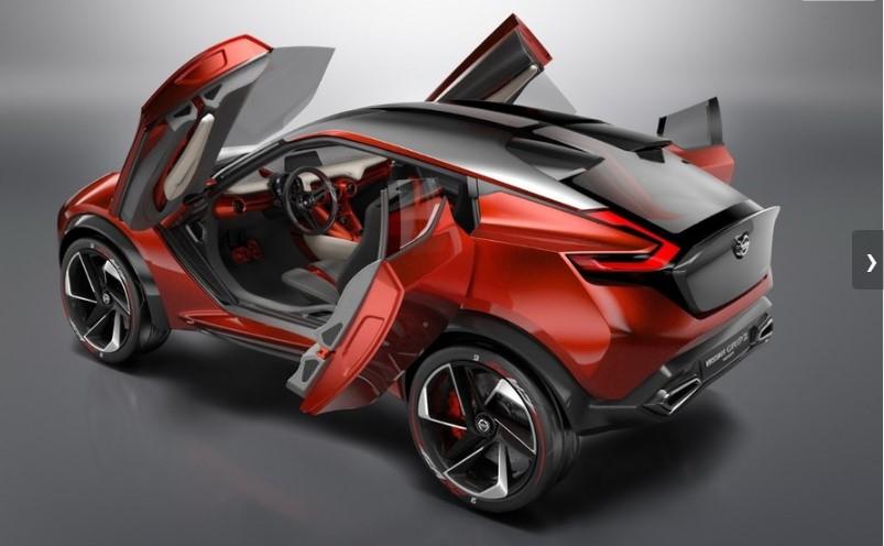 Марка Nissan презентует еще одну «зеленую» модель 1