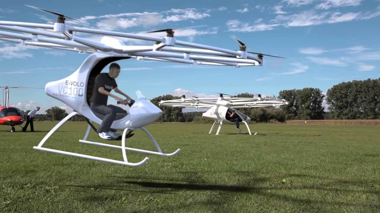 В Германии впервые испытали «летающий автомобиль» 1
