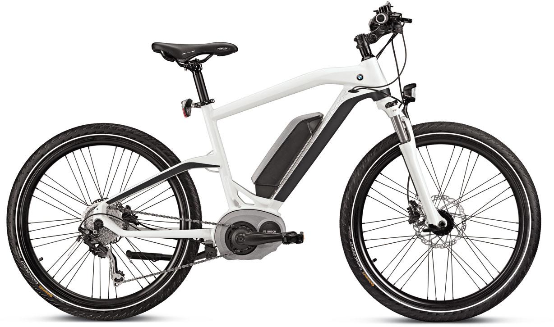 Марка BMW представила новые модели велосипедов 1