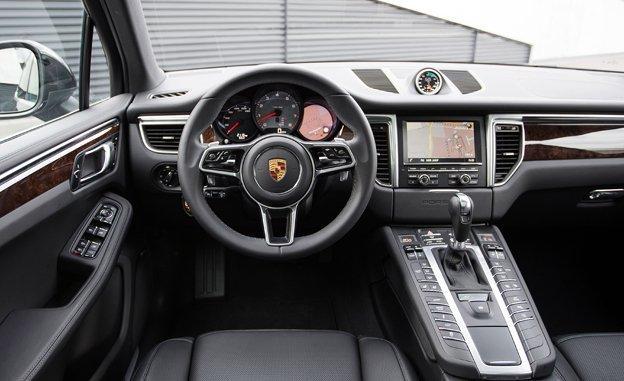 Марка Porsche готовится к старту продаж Macan 2