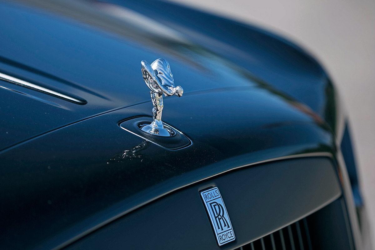 «685 лошадей под капотом»: тест-драйв Rolls-Royce Ghost 1