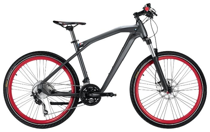 Марка BMW представила новые модели велосипедов 2