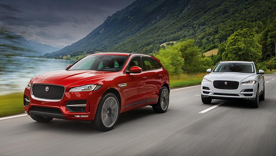 Компания Jaguar создаст электромобиль 1