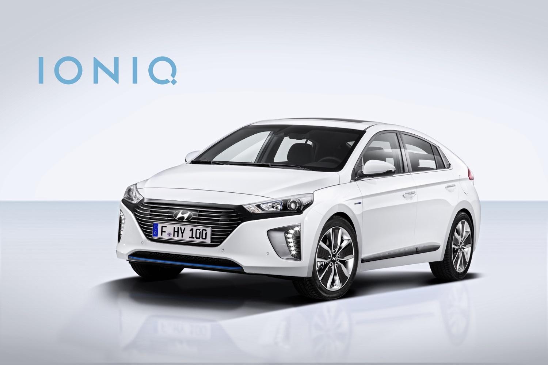 Дизайн Hyundai IONIQ получил престижную награду 1