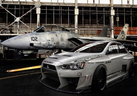 Mitsubishi применит военные наработки для создания беспилотных машин 1