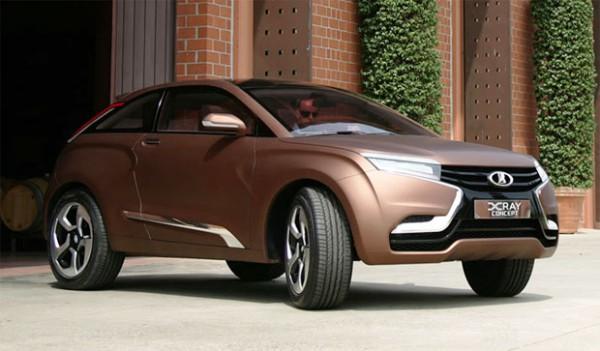 Lada XRAY получит систему «автопилот» 1