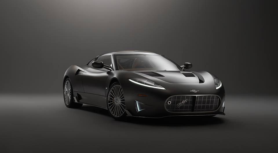 Компания Spyker презентовала уникальную модель Preliator, стоимостью $355 тыс 1