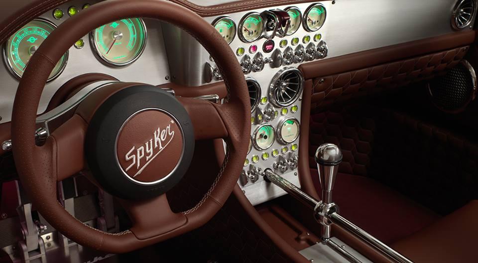 Компания Spyker презентовала уникальную модель Preliator, стоимостью $355 тыс 2