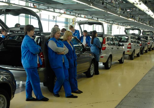 Компания «АвтоВАЗ» терпит огромные убытки 1