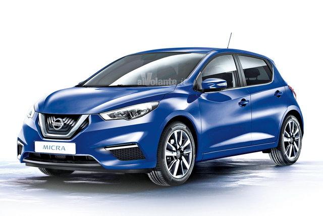 Новый Nissan Micra стал больше и мощнее 2