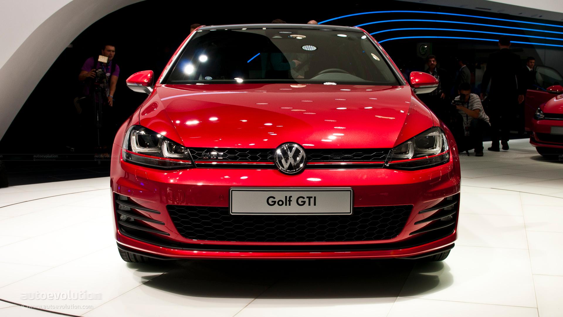 Фольксваген Golf стал самым продаваемым автомобилем в Европе 1