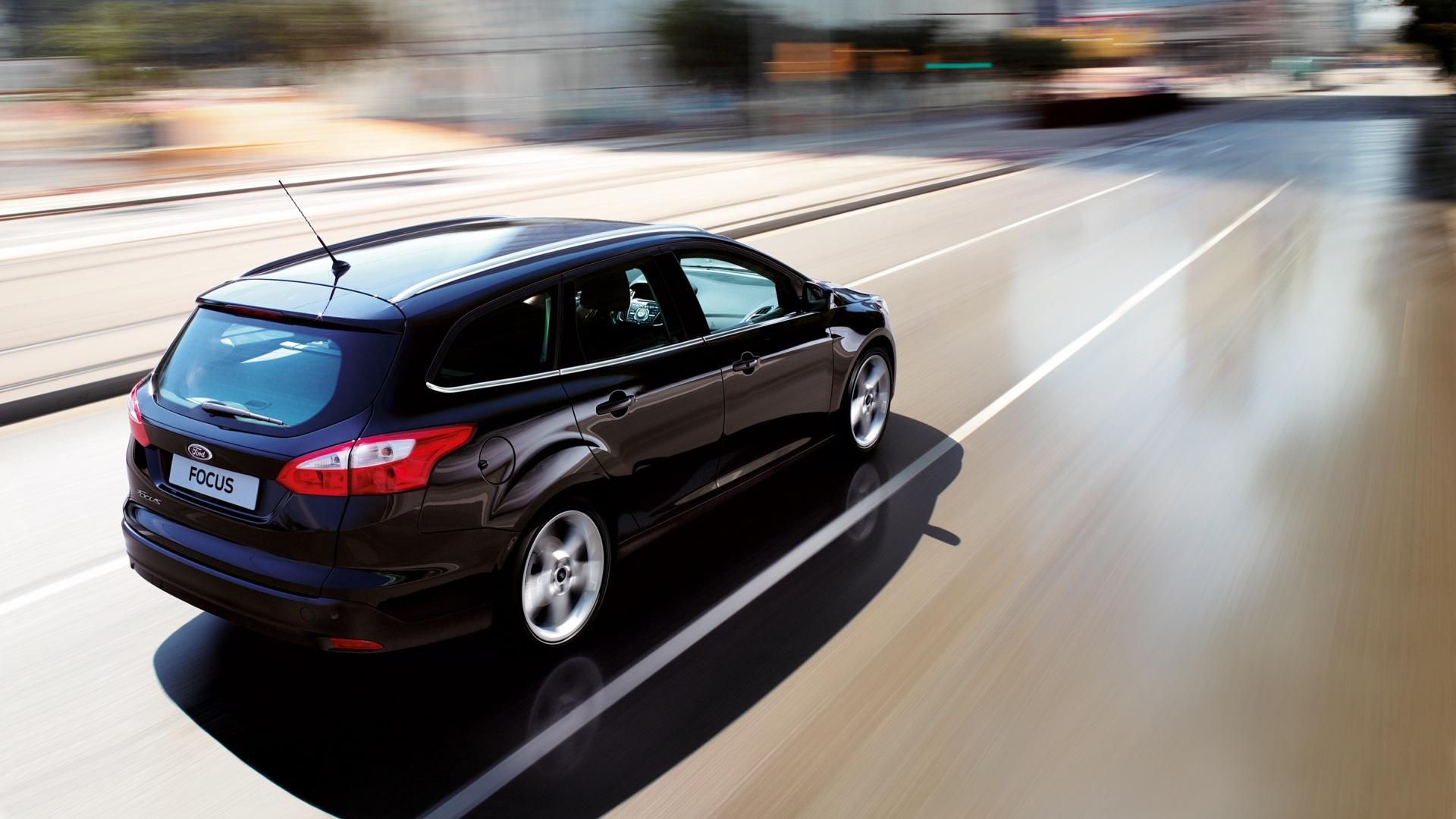 Ford займется выпуском «псевдовнедорожных» моделей 1