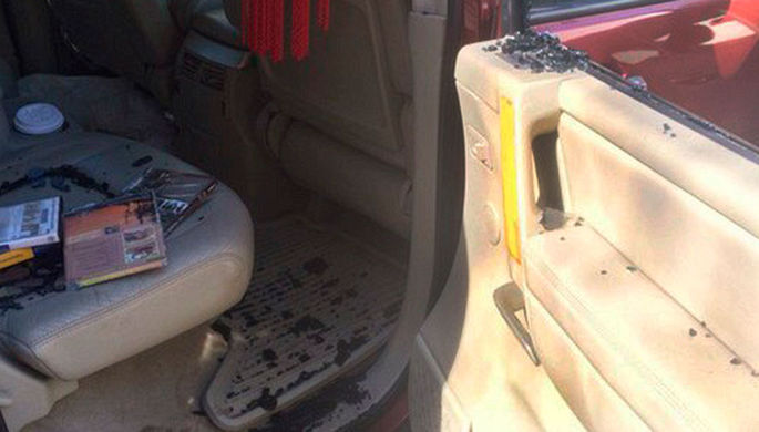 В российской столице банда разбила более 10 припаркованных авто 2