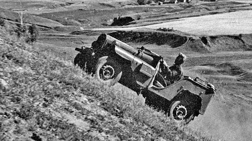 Сегодня 75 лет назад, был выпущен первый советский «Джип» 2