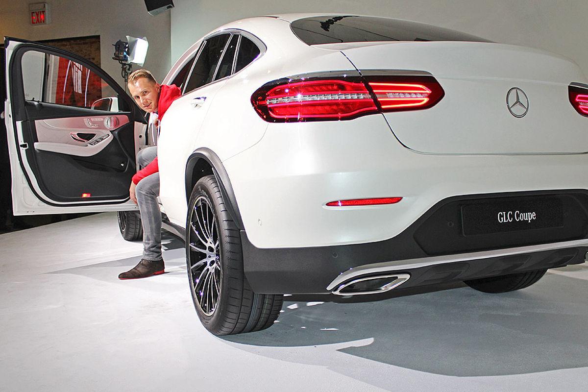 «Внедорожник или купе»?: тест-драйв Mercedes GLC Coupe 1