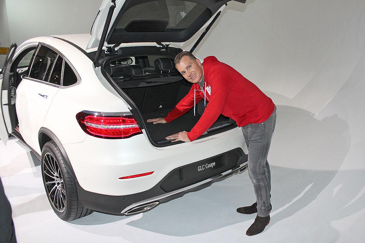 «Внедорожник или купе»?: тест-драйв Mercedes GLC Coupe 5